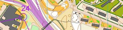 TC JWOC 2017 T12 Sprint intervals (09.08.2016)