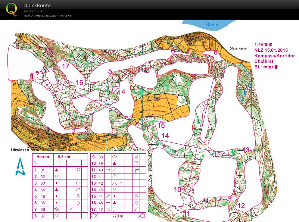 nlz training november 30th 2016 orienteering map from. Black Bedroom Furniture Sets. Home Design Ideas