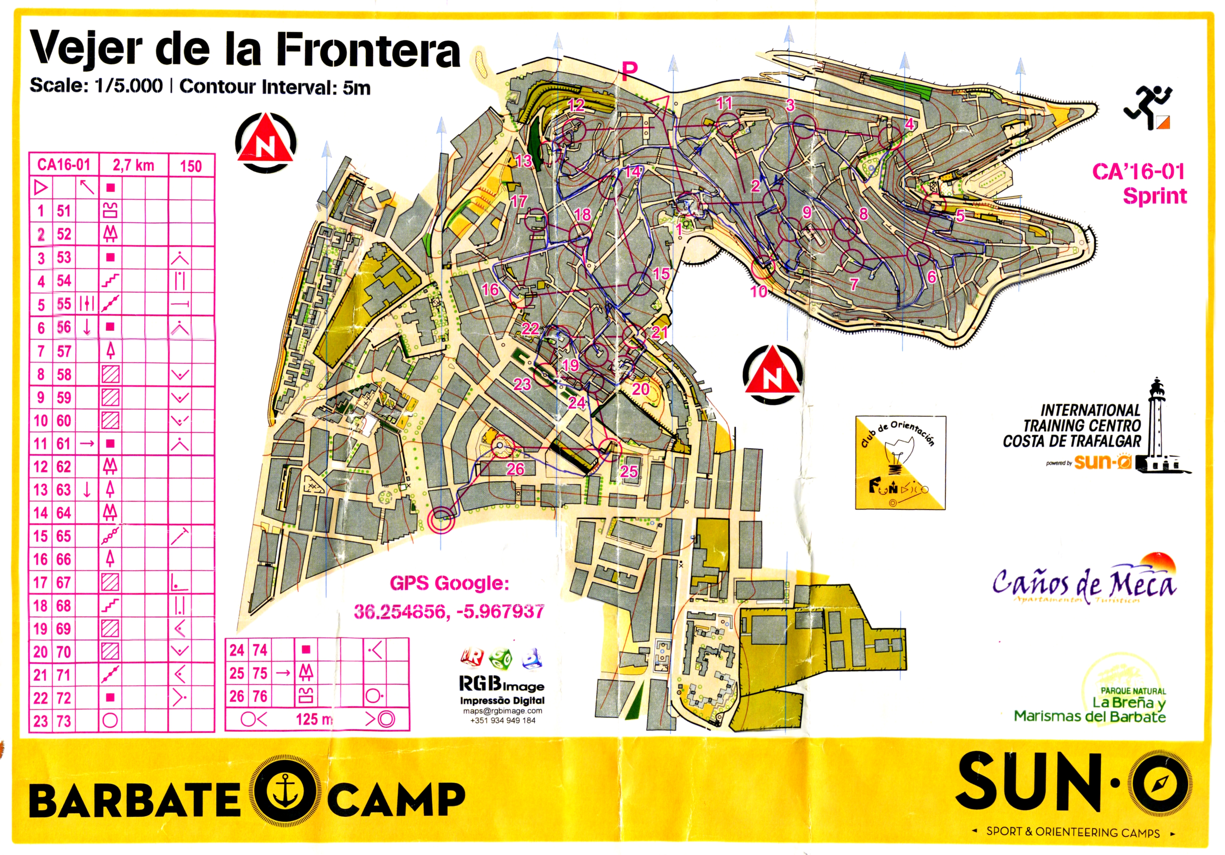 Camp Barbate_7 Sprint 1 (29.02.2016)